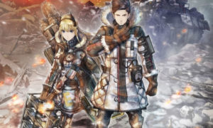 valkyria chronicles 4, nintendo, switch, war