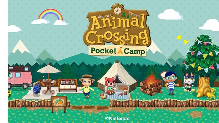 animal crossing, pocket camp