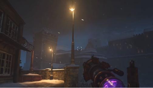 bloodthirst, tesla gun, cod ww2, guide, zombies