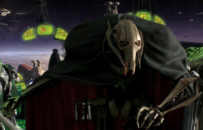 general grevious star wars