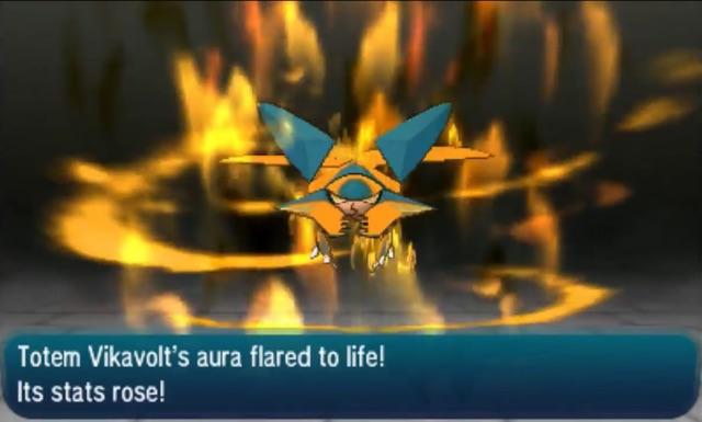 Pokemon Vikavolt