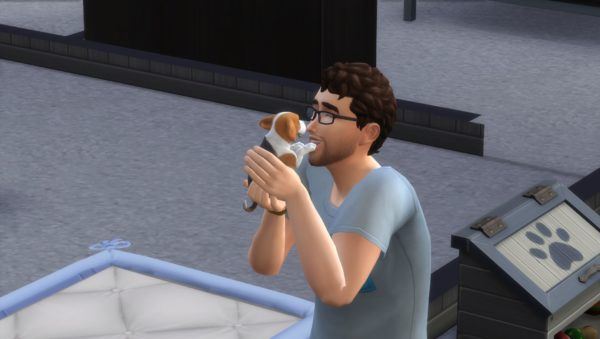 sims 4 cats & dogs