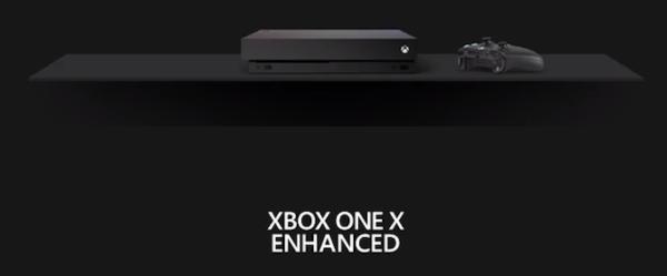 Xbox One X Enchanced