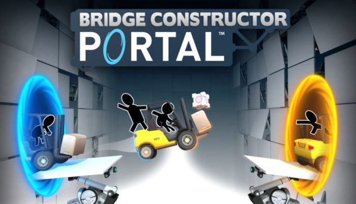 Valve announces Bridge Constructor Portal