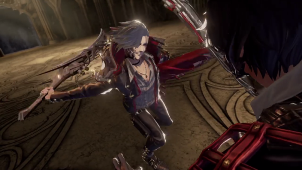 Code Vein Underworld Trailer