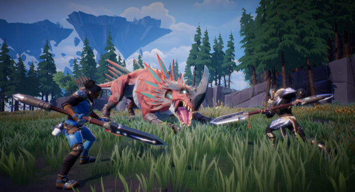 dauntless, PC exclusive, steam
