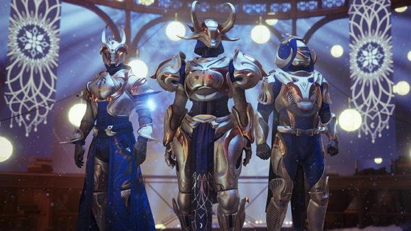 Destiny 2, The Dawning 2017