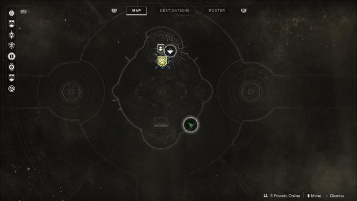 Destiny 2 Curse of Osiris Lost Sector