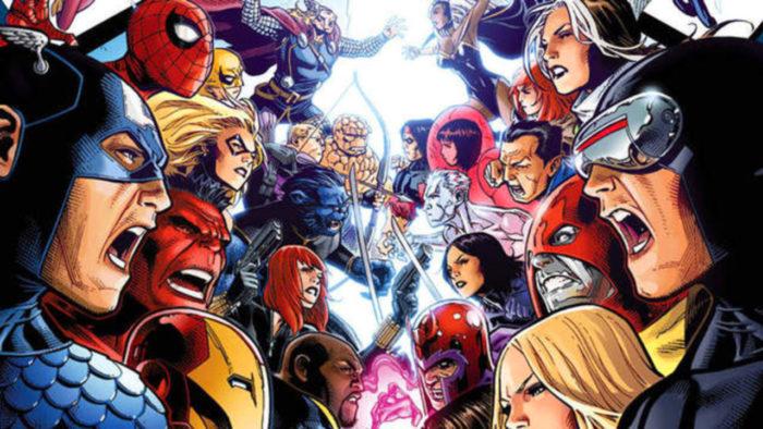 Disney Marvel Fox X-Men