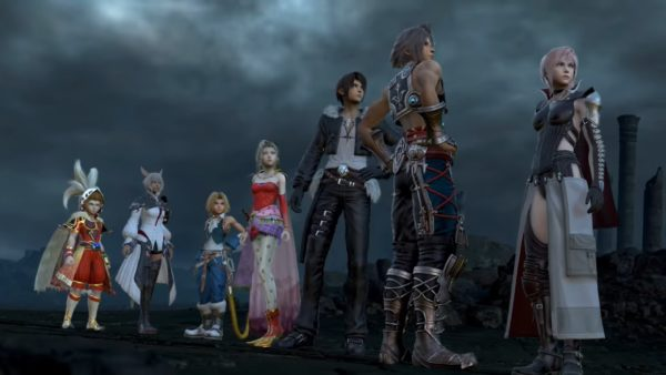 dissidia nt, Dissidia Final Fantasy NT, Jump Fiesta