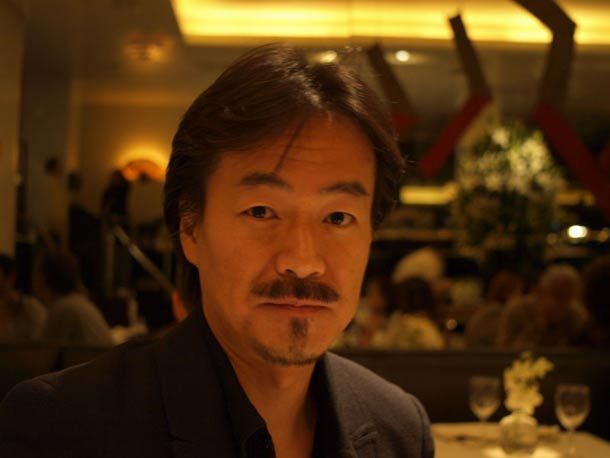 Final Fantasy Creator Hironobu Sakaguchi