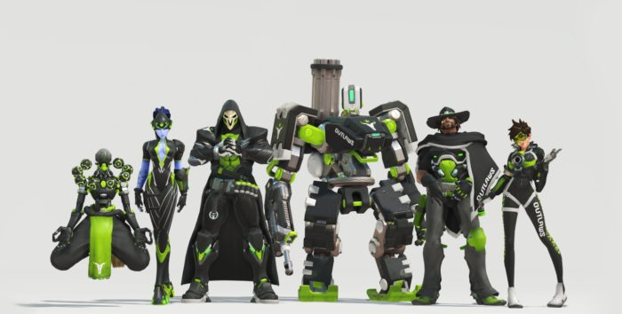 Houston Outlaws skins large