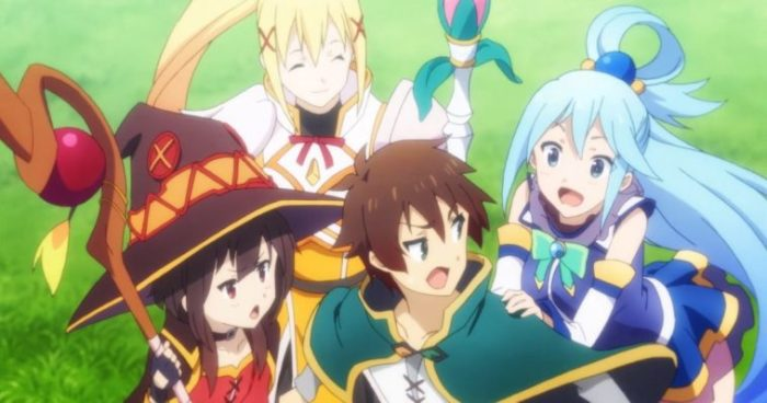 KonoSuba-Comedy-Fantasy-Anime-Gets-New-Anime-Project-featured-758×398