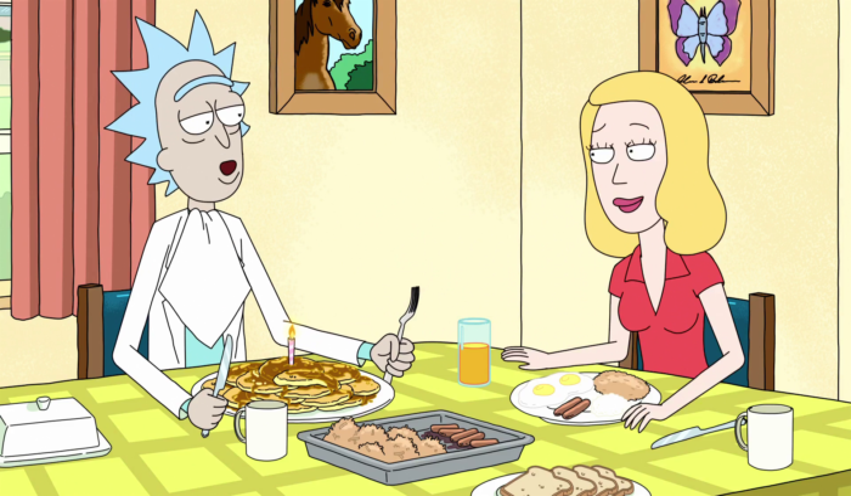 Rick and Beth