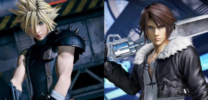 Final Fantasy Cloud Squall