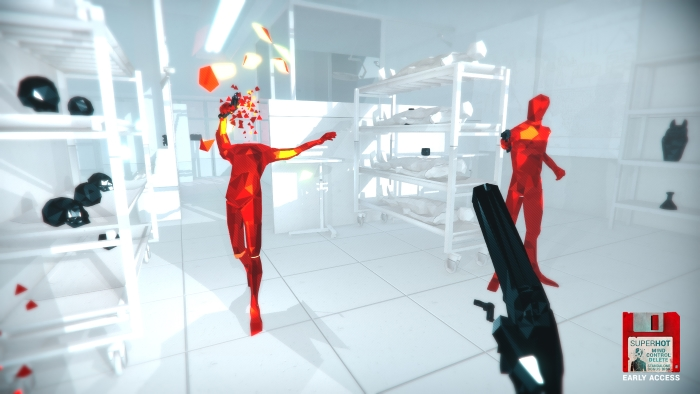 Superhot: Mind Control Delete, Superhot