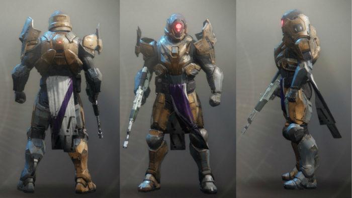 Titan Omega armor