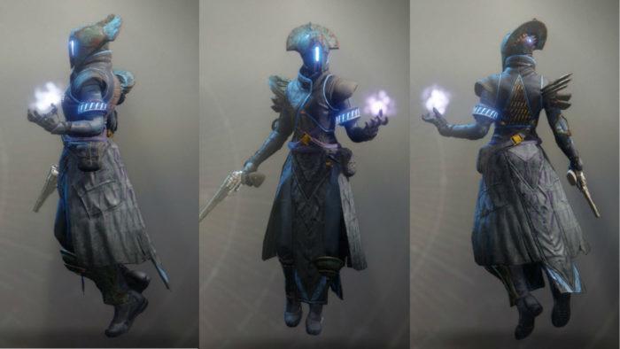 Warlock Omega Armor set