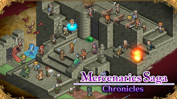 Mercenaries Saga Trilogy