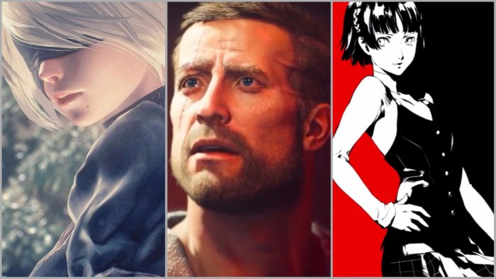 best characters 2017