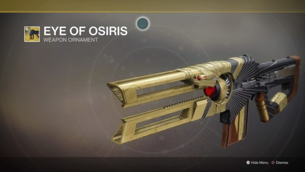 Prometheus Lens destiny 2
