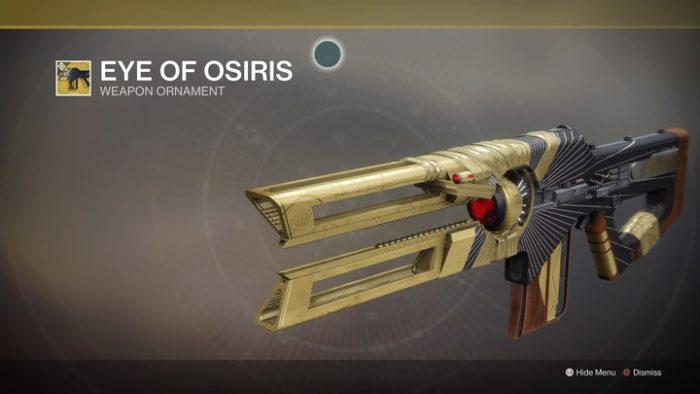 Prometheus Lens destiny 2