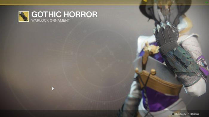 destiny 2 curse of osiris  all new eververse items