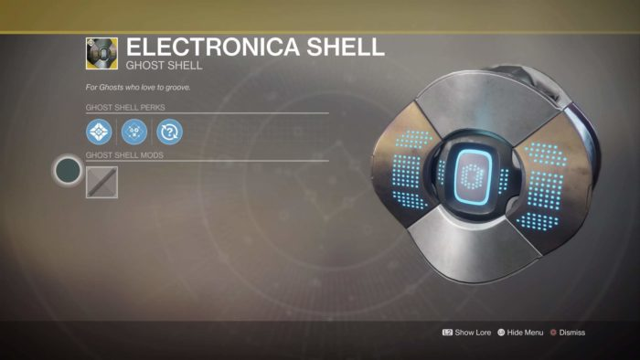 electronica shell