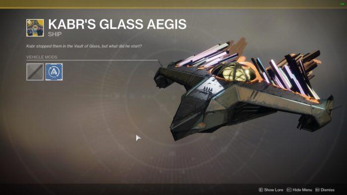 glass of aegis