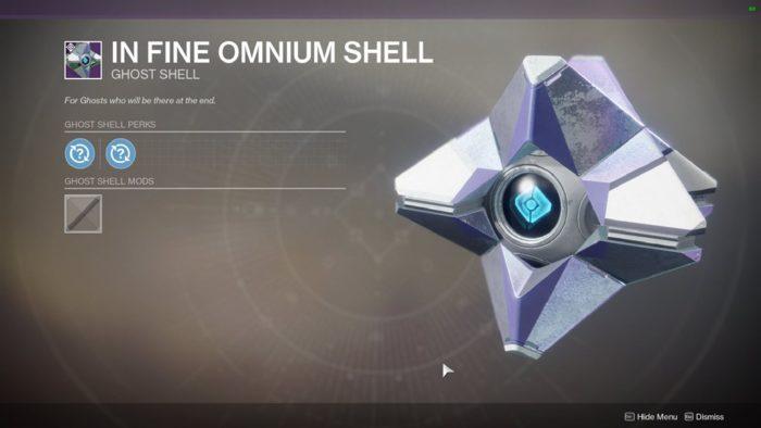 in fine omnium