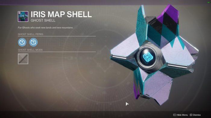 iris map