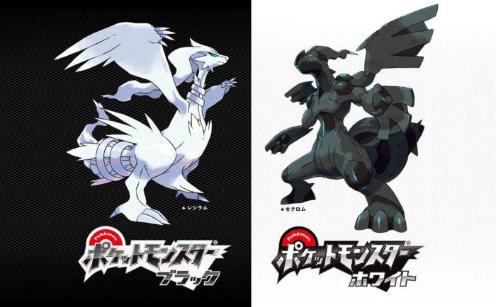 pokemon black white