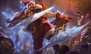 League of Legends Snowdown