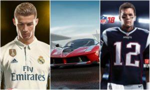 sports racing goty