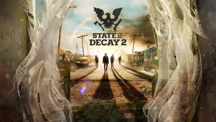 state of decay 2 xbox one background