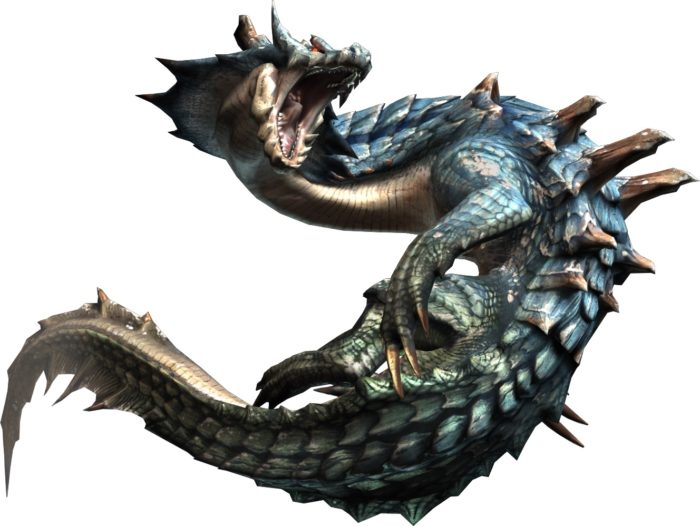 Monster Hunter Lagiacrus