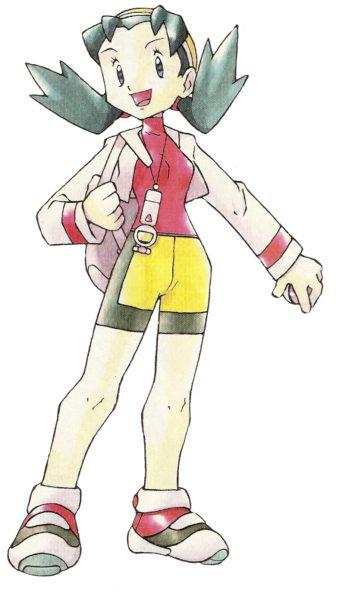 Pokemon Crystal Kris