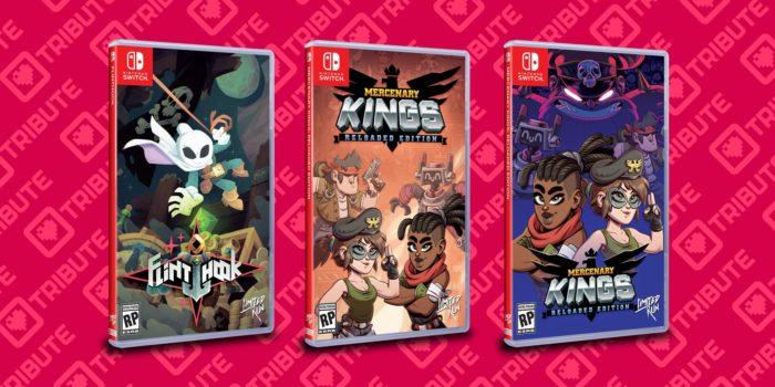 switch, limited run games, mercenary kings, flinthook