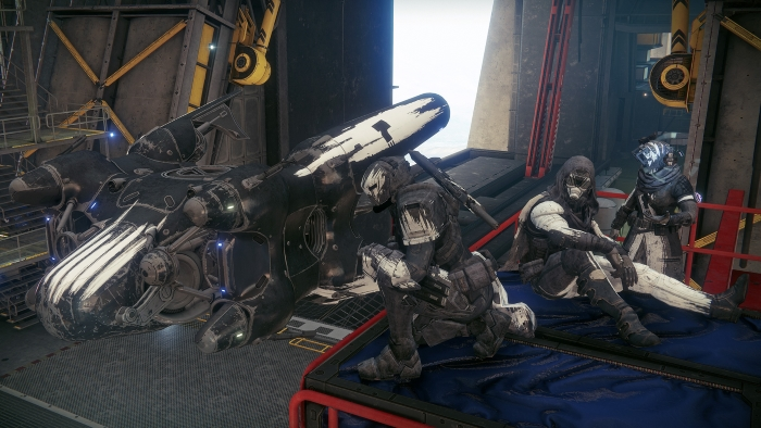 Destiny 2, Faction Rally, Dead Orbit