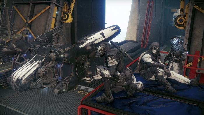 Destiny 2, Faction Rally, Dead Orbit