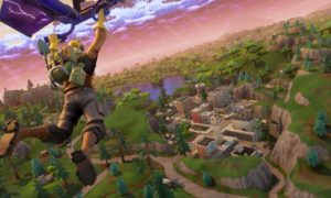 Fortnite Map Update new areas