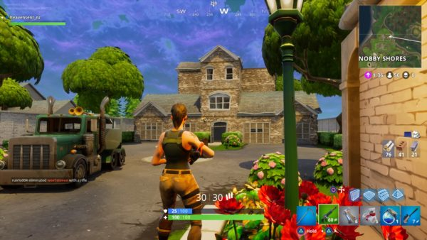 - new map in fortnite