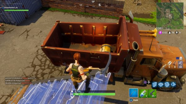 fortnite how to give freinds permisson to build