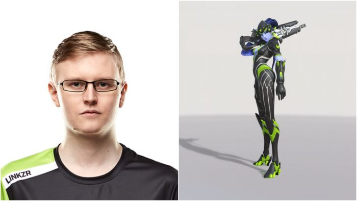 LiNkzr, widowmaker, houston outlaws, overwatch league