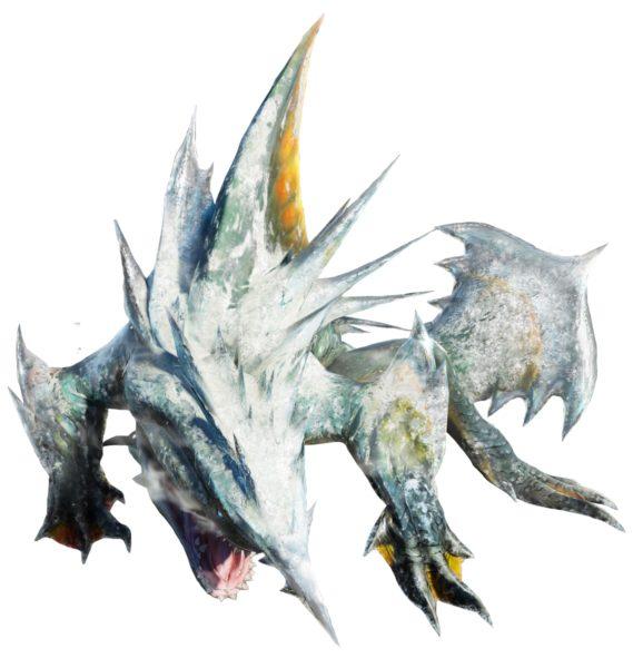 Monster Hunter Zamtrios