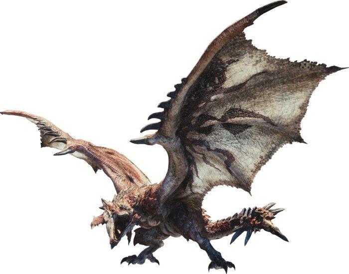 Monster Hunter Rathalos