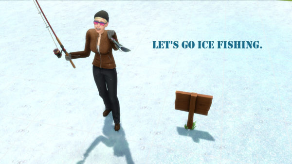 The best new sims 4 mods of december 2017 for Go ice fish