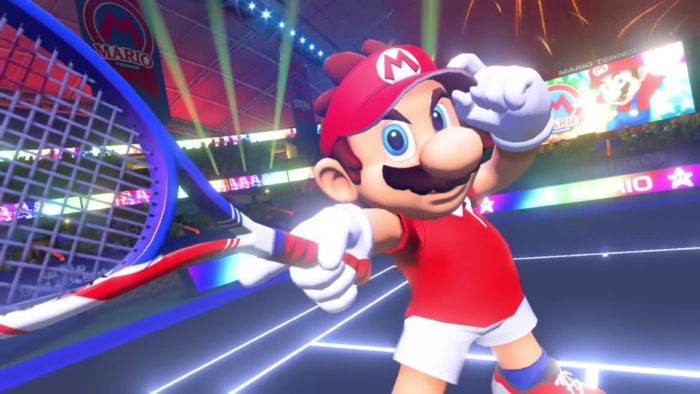 mario tennis aces, nintendo direct