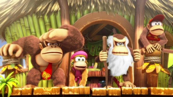 New Retail Releases: Donkey Kong Country: Tropical Freeze