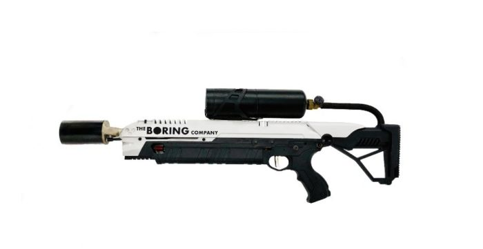 Borderlands 3 Flamethrower